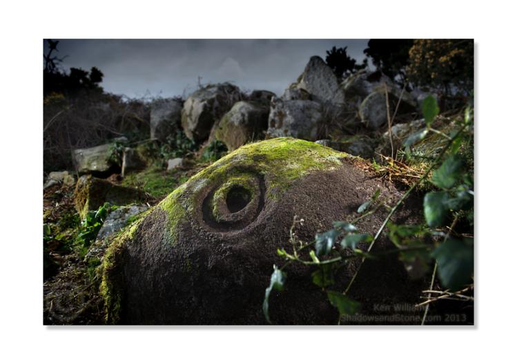 The stone revealed...