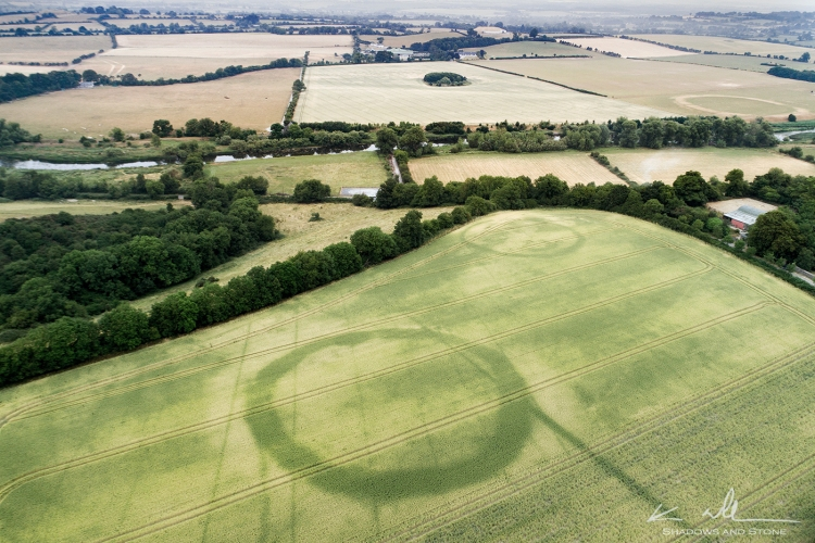 New Henge and ringfort Ken Williams